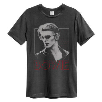 tee-shirt métal pour hommes David Bowie - 80S ERA - AMPLIFIED, AMPLIFIED, David Bowie