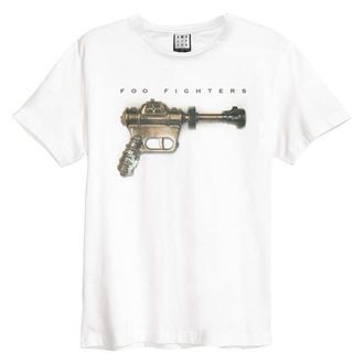 tee-shirt métal pour hommes Foo Fighters - Ray Gun - AMPLIFIED, AMPLIFIED, Foo Fighters
