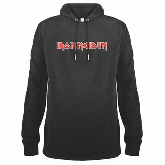 Sweat pour hommes IRON MAIDEN - LOGO - AMPLIFIED, AMPLIFIED, Iron Maiden