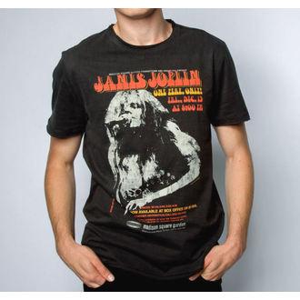 tee-shirt métal pour hommes Janis Joplin - MADISON SQUARE GARDENS - AMPLIFIED