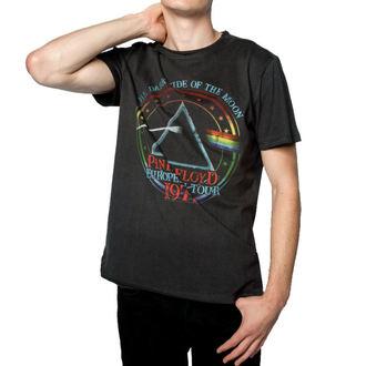 tee-shirt métal pour hommes Pink Floyd - 1972 TOUR - AMPLIFIED, AMPLIFIED, Pink Floyd