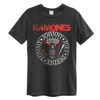 tee-shirt métal pour hommes Ramones - Vintage Sael - AMPLIFIED, AMPLIFIED, Ramones