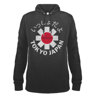 sweat-shirt avec capuche pour hommes Red Hot Chili Peppers - Tokyo Japan - AMPLIFIED, AMPLIFIED, Red Hot Chili Peppers