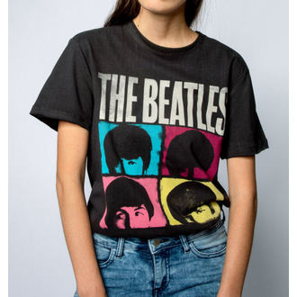tee-shirt métal pour hommes Beatles - HARD DAYS NIGHT - AMPLIFIED, AMPLIFIED, Beatles