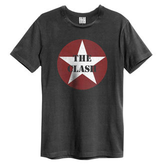 tee-shirt métal pour hommes Clash - Star Logo - AMPLIFIED, AMPLIFIED, Clash
