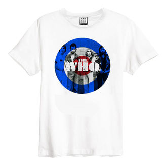 tee-shirt métal pour hommes Who - WHT - AMPLIFIED, AMPLIFIED, Who