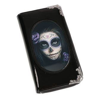 Portefeuille ANNE STOKES - Day Of The Dead - Noir, ANNE STOKES