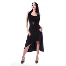 Robe femmes Poizen Industries - ANNI - NOIR, POIZEN INDUSTRIES