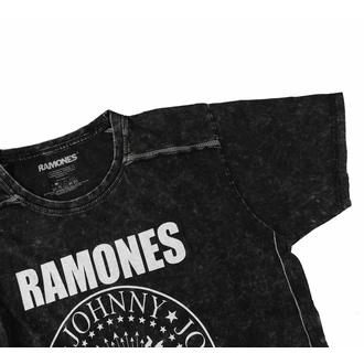 T-shirt pour homme Ramones - Presidential Morel Snow Wash - ROCK OFF, ROCK OFF, Ramones