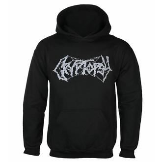 sweatshirt pour homme Cryptopsy - Classic Villas - Noir - INDIEMERCH, INDIEMERCH, Cryptopsy