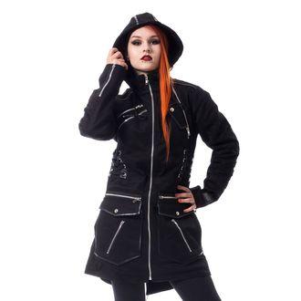 Manteau pour femme Vixxsin - ARCH PARKA - NOIR, VIXXSIN