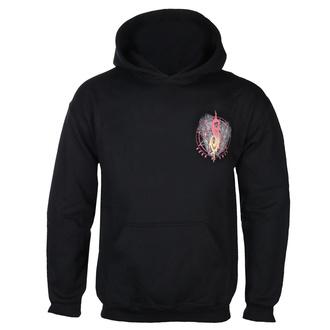 sweat-shirt avec capuche pour hommes Slipknot - Burn Me Away - ROCK OFF, ROCK OFF, Slipknot