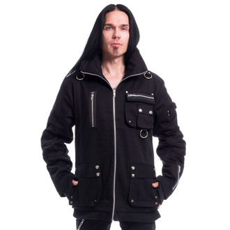 veste printemps / automne - ARSEN - CHEMICAL BLACK, CHEMICAL BLACK