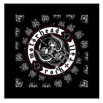 Foulard MOTORHEAD - BIKER - RAZAMATAZ, RAZAMATAZ, Motörhead