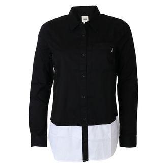 Chemise pour femmes VANS - SKATE STACK - Noir, VANS