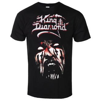 tee-shirt métal pour hommes King Diamond - PUPPET MASTER FACE - PLASTIC HEAD, PLASTIC HEAD, King Diamond
