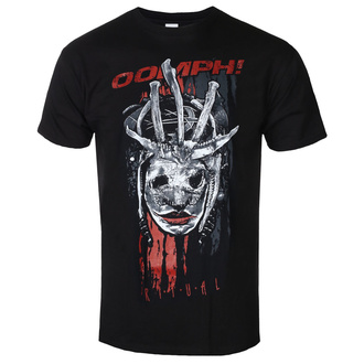 tee-shirt métal pour hommes Oomph! - Mask - NAPALM RECORDS, NAPALM RECORDS, Oomph!