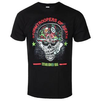 tee-shirt métal pour hommes S.O.D. - HELMET HEAD - PLASTIC HEAD, PLASTIC HEAD, S.O.D.