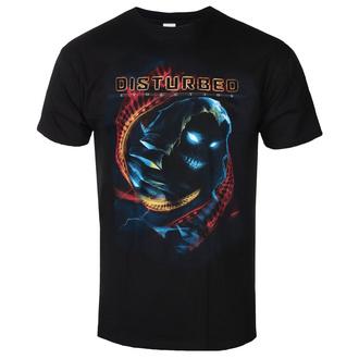 tee-shirt métal pour hommes Disturbed - DNA SWIRL - PLASTIC HEAD, PLASTIC HEAD, Disturbed