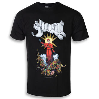 tee-shirt métal pour hommes Ghost - Plaguebringer - ROCK OFF, ROCK OFF, Ghost