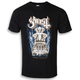 tee-shirt métal pour hommes Ghost - Ceremony & Devotion - ROCK OFF, ROCK OFF, Ghost