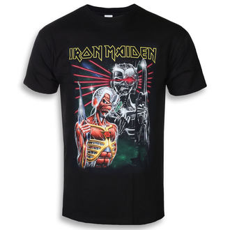 tee-shirt métal pour hommes Iron Maiden - Terminate - ROCK OFF, ROCK OFF, Iron Maiden