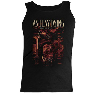 Top AS I LAY DYING pour hommes - Shaped by fire - NUCLEAR BLAST, NUCLEAR BLAST, As I Lay Dying