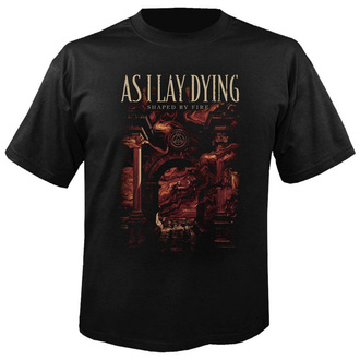 tee-shirt métal pour hommes As I Lay Dying - Shaped by fire - NUCLEAR BLAST, NUCLEAR BLAST, As I Lay Dying