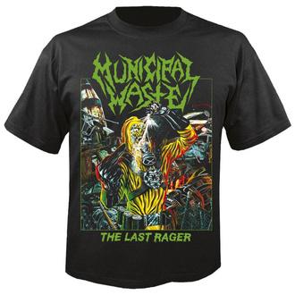 tee-shirt métal pour hommes Municipal Waste - The last rager - NUCLEAR BLAST, NUCLEAR BLAST, Municipal Waste