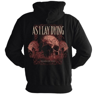 sweat-shirt avec capuche pour hommes As I Lay Dying - Skulls - NUCLEAR BLAST, NUCLEAR BLAST, As I Lay Dying
