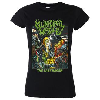 tee-shirt métal pour femmes Municipal Waste - The last rager - NUCLEAR BLAST, NUCLEAR BLAST, Municipal Waste