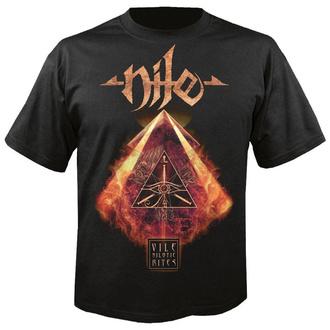tee-shirt métal pour hommes Nile - Vile nilotic rites - NUCLEAR BLAST, NUCLEAR BLAST, Nile