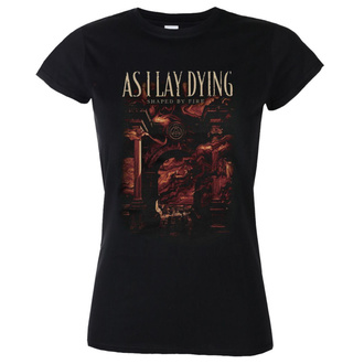 tee-shirt métal pour femmes As I Lay Dying - Shaped by fire - NUCLEAR BLAST, NUCLEAR BLAST, As I Lay Dying