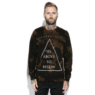 sweat-shirt sans capuche pour hommes - As Above - BLACK CRAFT, BLACK CRAFT