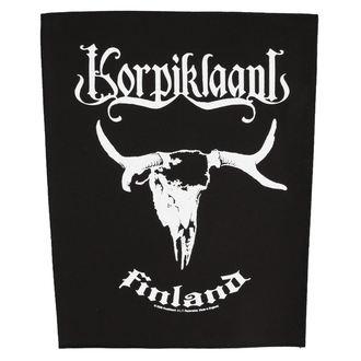 grand patch KORPIKLAANI - 'FINLAND - RAZAMATAZ, RAZAMATAZ, Korpiklaani