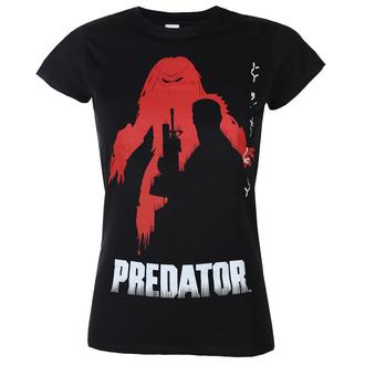 T-shirt pour hommes Predator - Poster - Noir - HYBRIS, HYBRIS, Predator