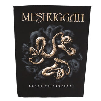 Grand patch MESHUGGAH - CATCH 33 - RAZAMATAZ, RAZAMATAZ, Meshuggah
