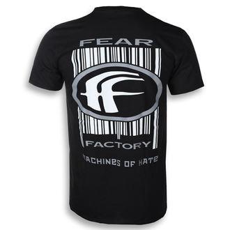 tee-shirt métal pour hommes Fear Factory - MACHINES OF HATE - PLASTIC HEAD, PLASTIC HEAD, Fear Factory