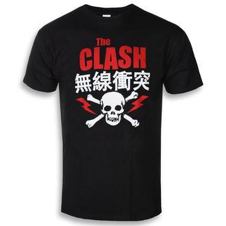 tričko pánské CLASH - BOLT RED - PLASTIC HEAD, PLASTIC HEAD, Clash