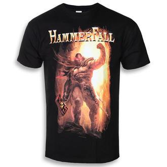 tee-shirt métal pour hommes Hammerfall - DETHRONE AND DEFY - PLASTIC HEAD, PLASTIC HEAD, Hammerfall