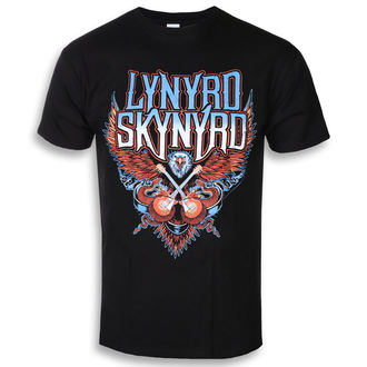 tee-shirt métal pour hommes Lynyrd Skynyrd - Crossed Guitars - PLASTIC HEAD, PLASTIC HEAD, Lynyrd Skynyrd