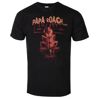 T-shirt pour hommes Papa Roach - We Are Going To Infest - Noir - KINGS ROAD, KINGS ROAD, Papa Roach