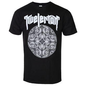 T-shirt pour hommes Kvelertak - Owl Eyes Circle - Noir - KINGS ROAD, KINGS ROAD, Kvelertak