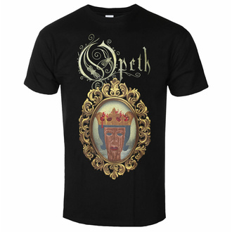 T-shirt pour homme OPETH - CROWN - PLASTIC HEAD, PLASTIC HEAD, Opeth