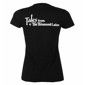 T-shirt Amorphis pour femmes - Tales From The Thousand Lakes - ART WORX, ART WORX, Amorphis