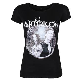 tee-shirt métal pour femmes Satyricon - Manga - NNM, NNM, Satyricon
