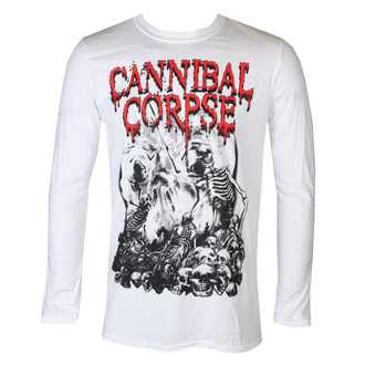 tee-shirt métal pour hommes Cannibal Corpse - PILE OF SKULLS 2018 - PLASTIC HEAD, PLASTIC HEAD, Cannibal Corpse