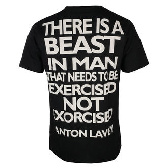 t-shirt unisexe - LaVey - BELIAL, BELIAL