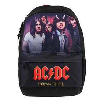 Sac à dos AC / DC - HIGHWAY TO HELL - CLASSIQUE, NNM, AC-DC