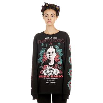 t-shirt hardcore unisexe - Frida Viva - DISTURBIA, DISTURBIA